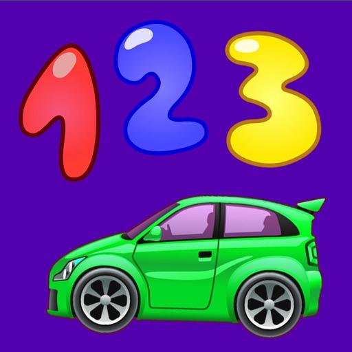 Игры для детей малышей - Цифры