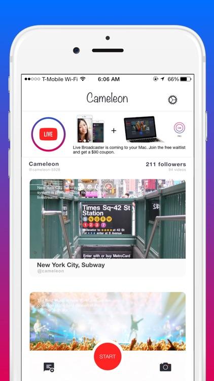 Live Streaming Apps screenshot-4