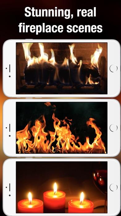 Screenshot #7 for Fireplace Live HD