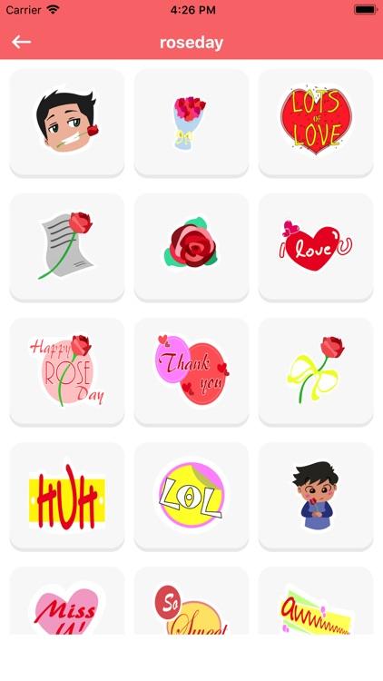 Valentine's Days Sticker