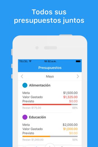 Mobills Finanças Pessoais screenshot 2