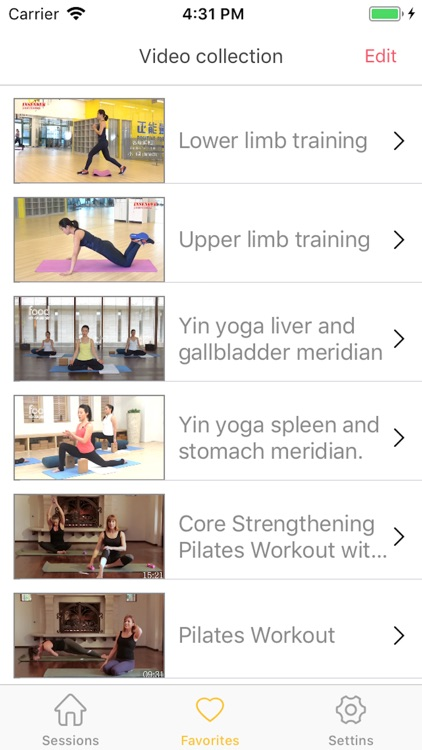 Yoga Fitness Assistant screenshot-3
