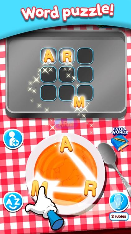 Alphabet Soup - Word Connect