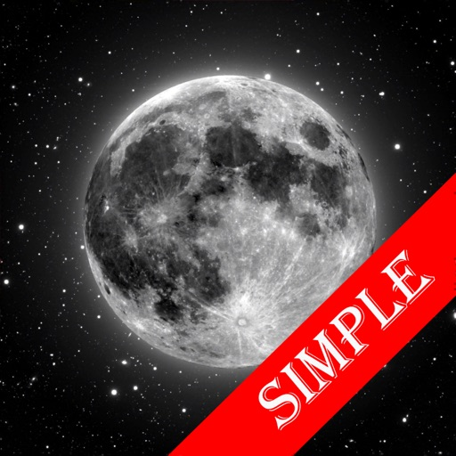 Moon Day Simple