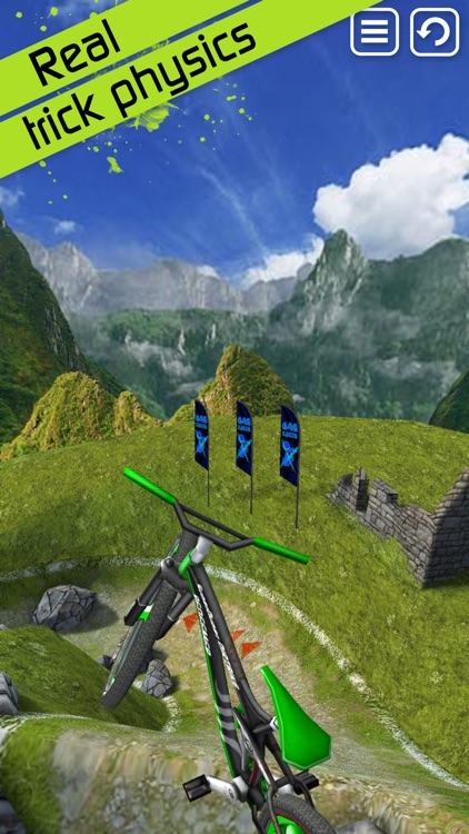Touchgrind BMX screenshot-1
