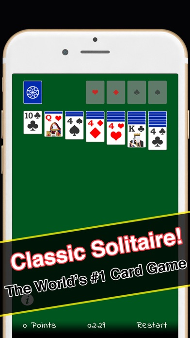 Solitaire Classic Card Game! for Windows