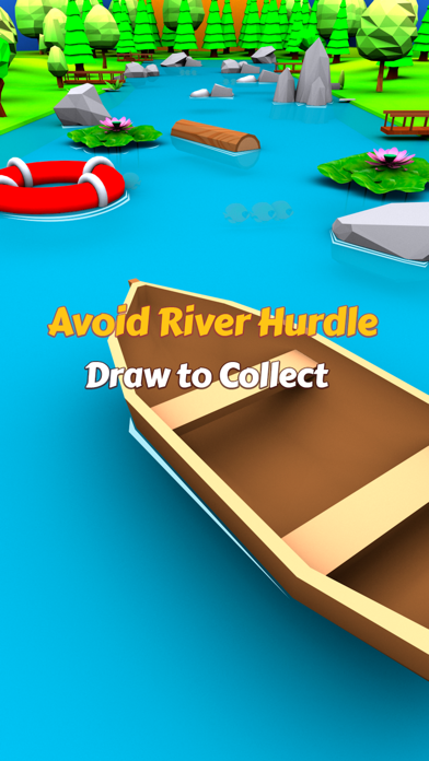 Avoid River Hurdle