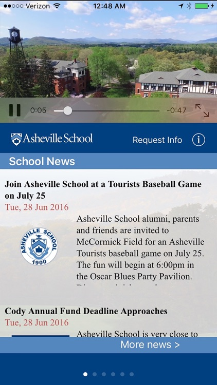 Asheville School screenshot-0