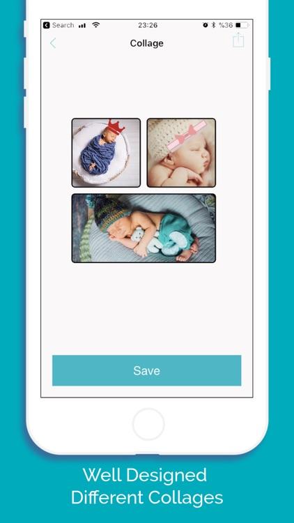 Baby Photo screenshot-3