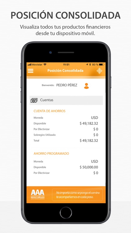 Banca Móvil screenshot-3