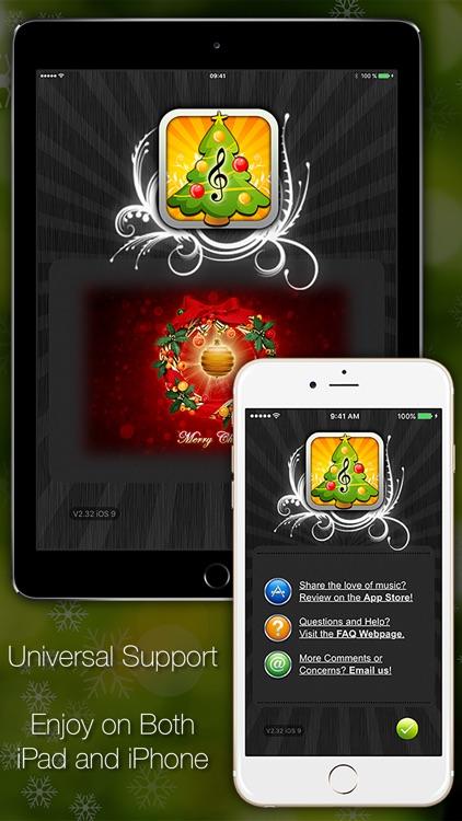 Christmas Songs Music & Carols screenshot-4