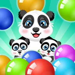 Bubble Shooter - Panda Pop