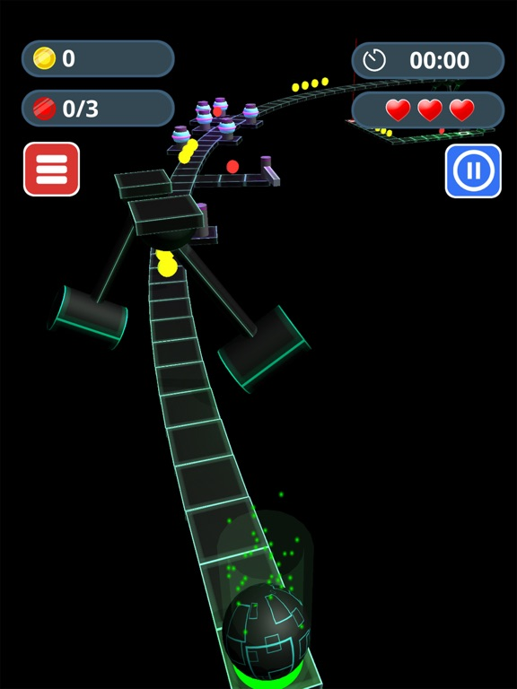Screenshot 4 Sky Roll!