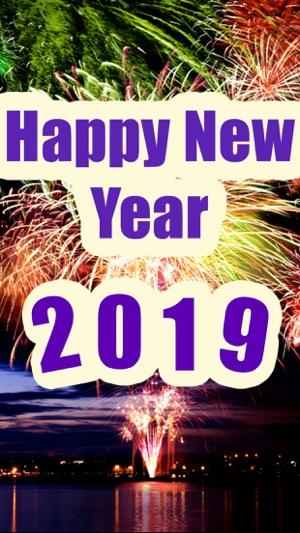 2019 Gelukkig Nieuwjaar In De App Store