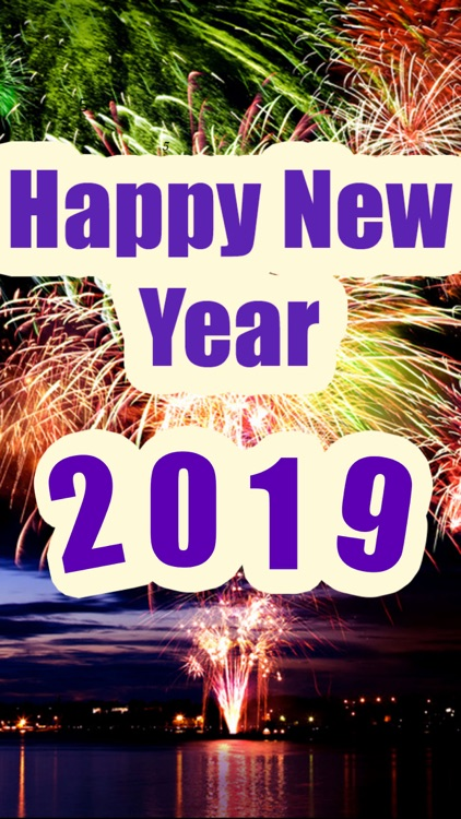 Happy New Year 2019 Greetings!