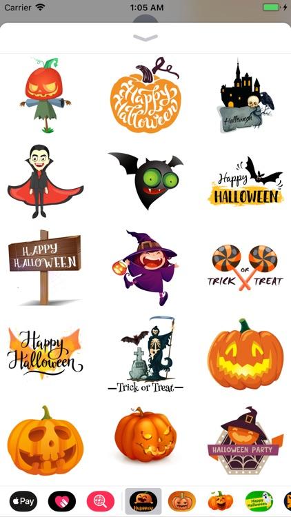 Happy Halloween Trembling Emo