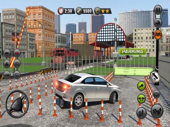 5th Wheel Car Parking Spot 3D-ipad-4