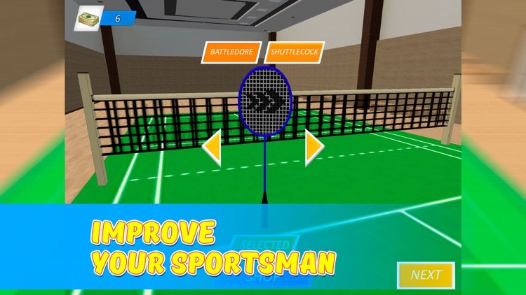 Super Legend of Badminton screenshot-3