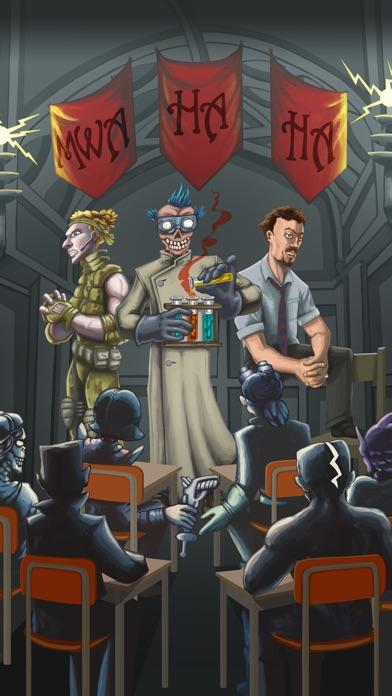 Grand Academy for Villains screenshot 1