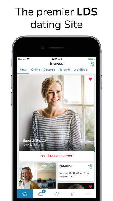 LDS Singles - Dating App