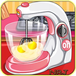 Cooking games - Cake Maker in the kitchen