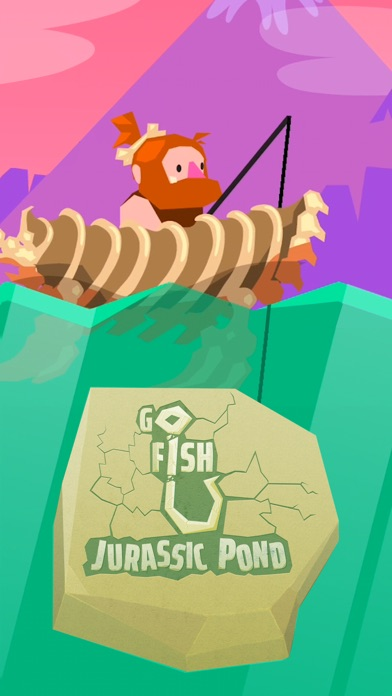 Go Fish: Jurassic Pond screenshot 5