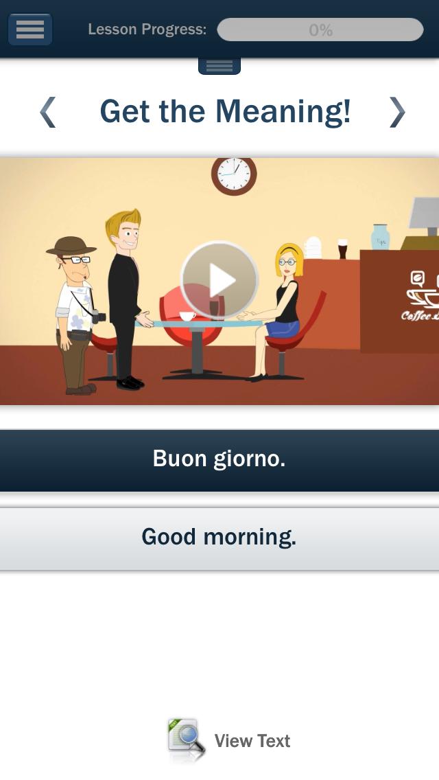 Hello-Hello イタリア語 (for iPhone)のおすすめ画像1