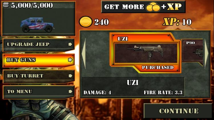 Shooting Game Warzone screenshot-3