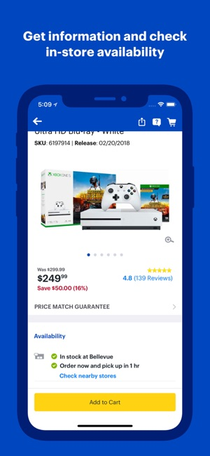 Best Buy On The App Store