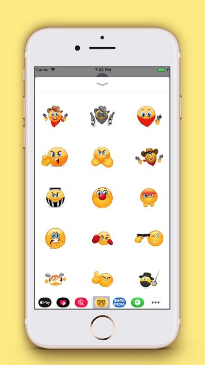Facemoji - Cute Emoji Stickers screenshot-3
