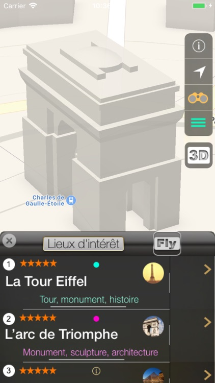 PARIS 3D Lite screenshot-2