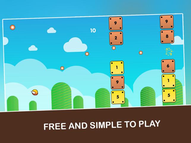 Bird vs Blocks - Fire The Ball, game for IOS