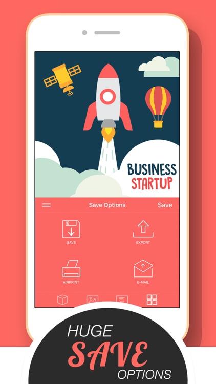 Brand Creator - Logo Maker screenshot-4