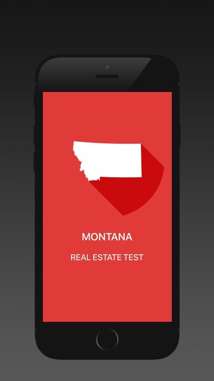 Montana - Real Estate Test