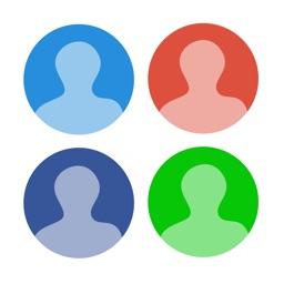 SNS Profile Image maker