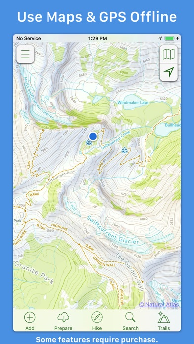 Topo Maps+ for Windows