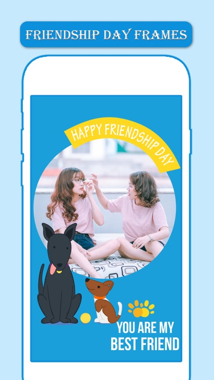 Friendship Day 2017:Hd Frames and Greetings Cards