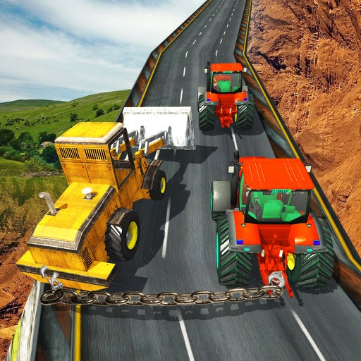 Heavy Duty Cargo Tractor