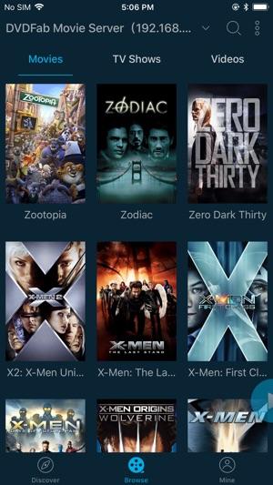 dvdfab movie server software