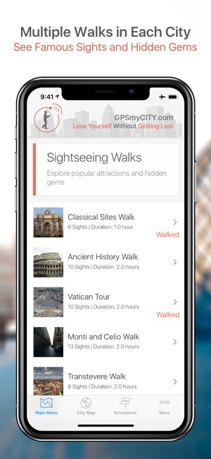 Abu dhabi map and walks on the app store screenshots solutioingenieria Gallery