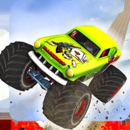 Sky High Rally Truck Stunts 3D