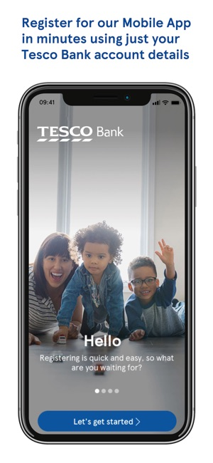Tesco bank on the app store screenshots reheart Image collections