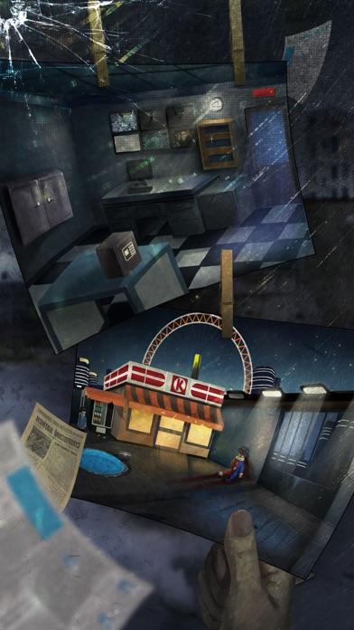 脱出ゲーム ホラー幽霊遊園地からの脱出紹介画像2