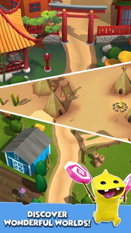 Candy Patrol: Lollipop Defense screenshot-4
