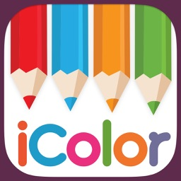 Coloring book for adults iColor & coloring pages