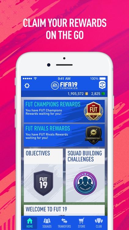 EA SPORTS™ FIFA 19 Companion screenshot-5