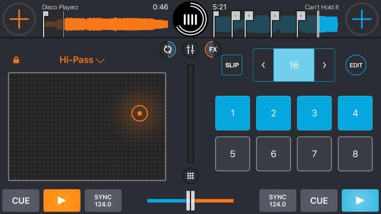 Cross DJ Pro screenshot-3