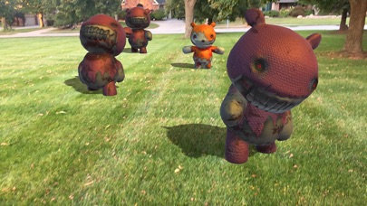 BATTLE BEARS ZOMBIES AR screenshot1