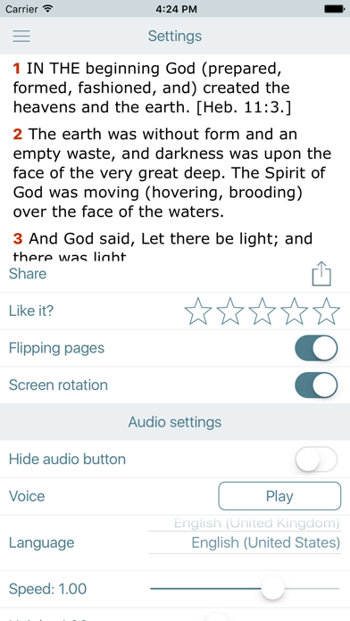 Amplified Bible with Audio-4