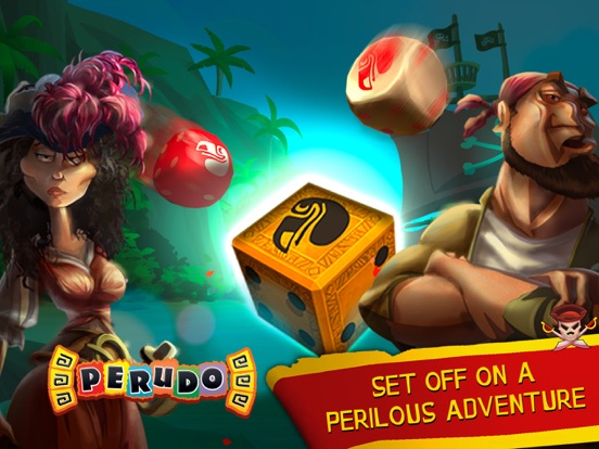 Perudo: The Pirate Board Game screenshot 6